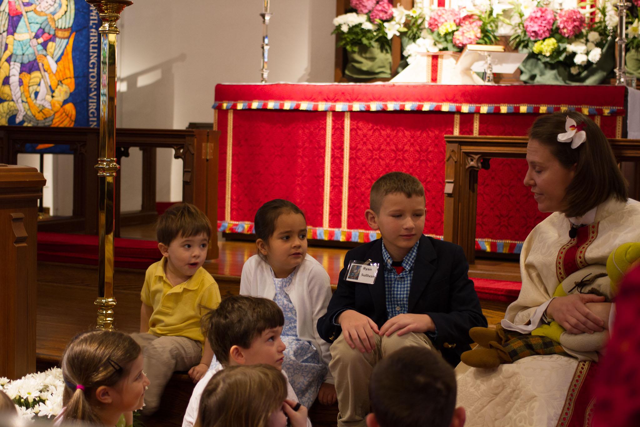 Children's Chapel | St  Michael's Episcopal Church