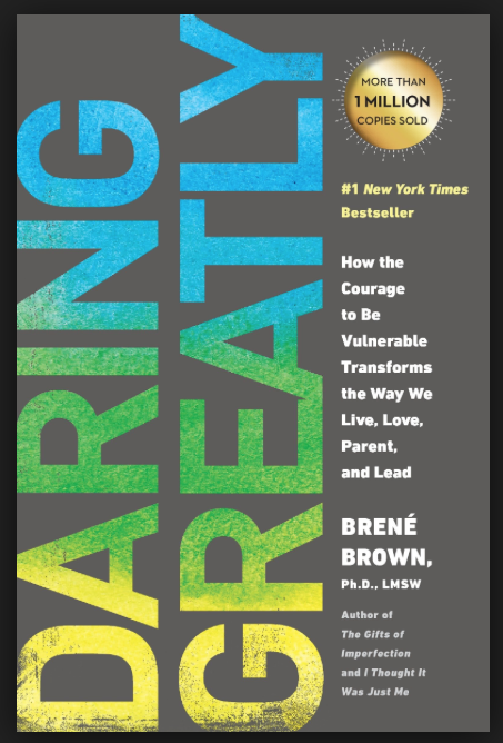 Daring Greatly Summer Book Study
